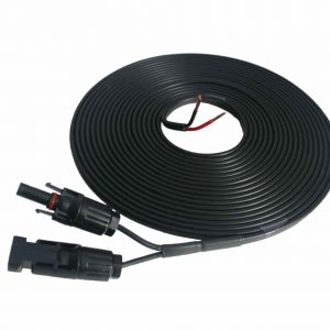 câble panneaux solaires MC4