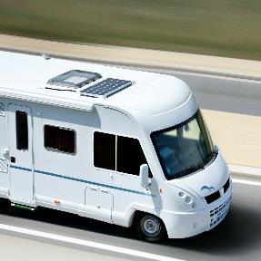 panneaux solaires pour camping-cars