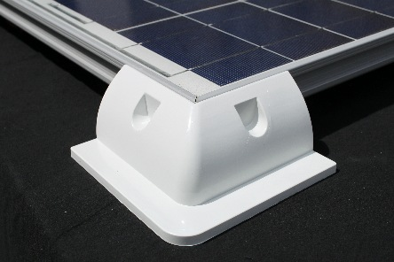 panneau solaire de camping car