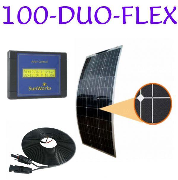 kit de panneaux solaires pour bateaux