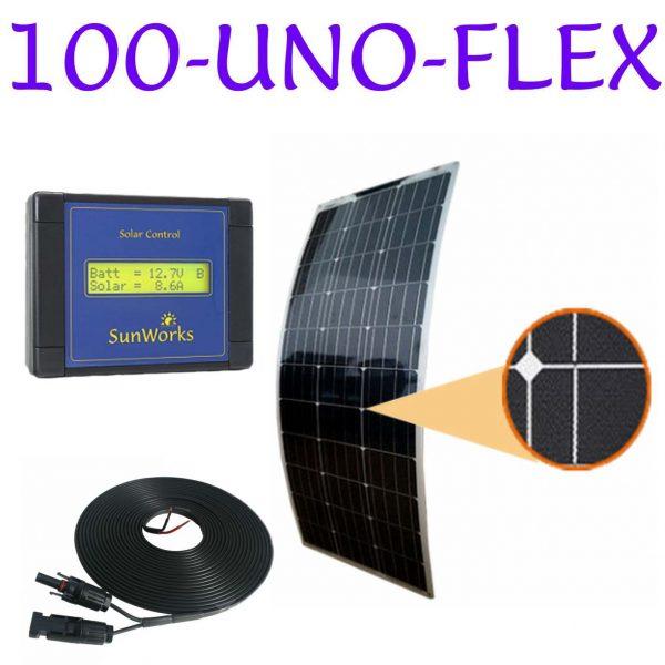 kit de panneaux solaires de caravanes