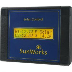 Gamme de régulateurs de charge solaire