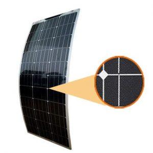 panneaux solaires de caravanes