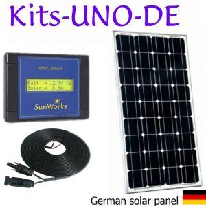 Kits de panneaux solaires. Premium
