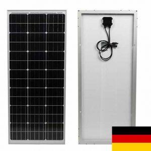 panneau solaire 100 watts