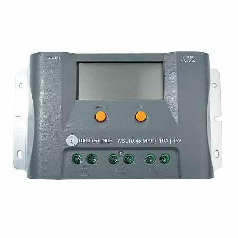 Contrôleur de charge MPPT 10 ampères