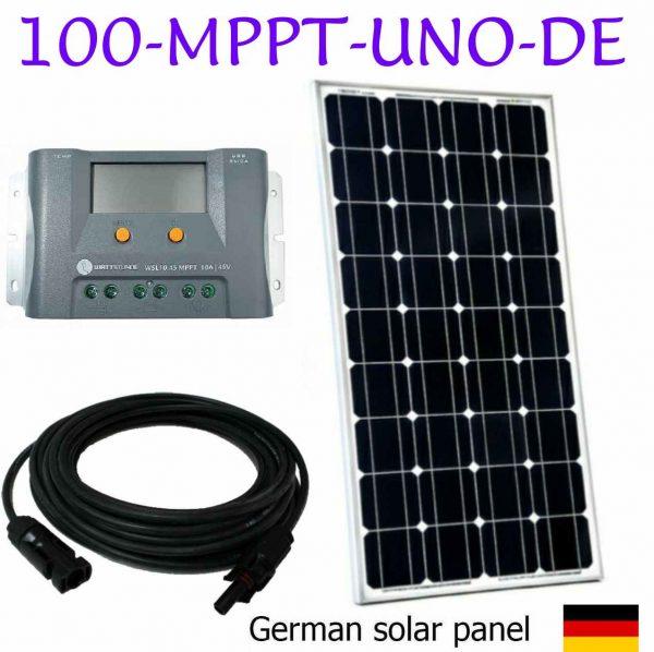 kit de panneau solaire MPPT pour camping-cars