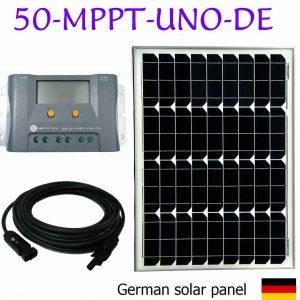 kit de panneau solaire MPPT pour bateaux