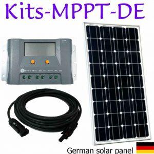Kits de panneaux solaires. Premium. MPPT