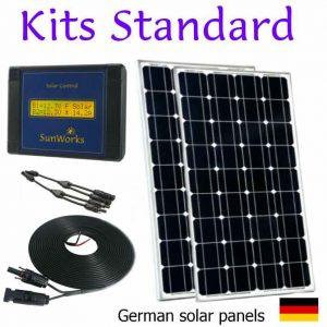 Kits de panneaux solaires